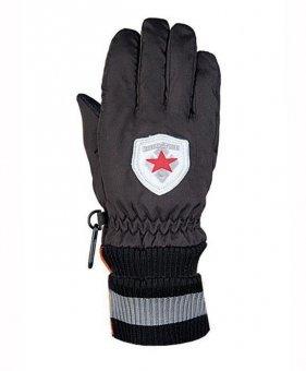 Roeckl sports ROECKL Kinder Handschuhe KEO Poly Micro, schwarz, 4
