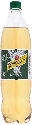 Schweppes Ginger Ale, 6er Pack (6 x 1.25 l)