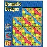 Buki Large Activity Book DRAMATIC DESIGNS by Buki