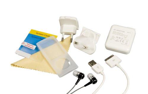 Logic3 Starter Pack für Apple iPod Nano 5G Ipod-starter Pack