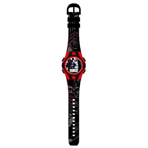 Star Wars - Reloj digital con fecha y hora (Kids SW92191)
