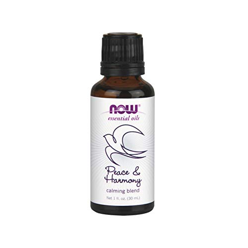 Now Foods Now Ätherische Öle Peace and Harmony, 30 ml
