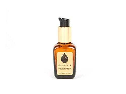 Olio di camelia puro - Alta qualità - Spremitura a freddo - 30m