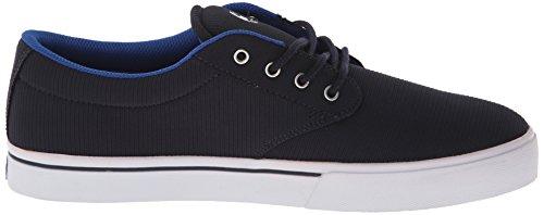 Etnies Jameson 2 Eco, Herren Skateboardschuhe Blau (Navy/Blue/White)