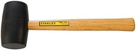 Stanley 57-528-8 Rubber Mallet Hammer 680 G
