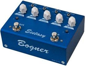 Price comparison product image Ecstasy Blue Guitar Pedal by Bogner