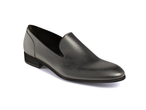 Chaussures Sur Mesure - Enfiler - Homme veau noir