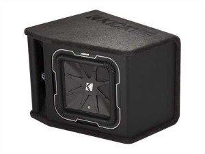 KICKER 41VL7122 Q-Class L7 Bassreflexbox Schwarz Kicker L7