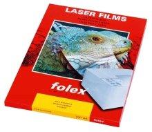 Preisvergleich Produktbild Farblaser-Fol.CLP Adhesive P CL A4 50Bl
