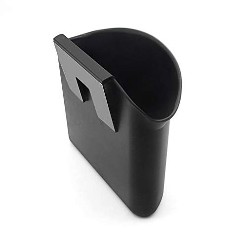 mer Auto Innenraum Multifunktions kreative Mode Universal Auto Aufbewahrungsbox Auto Lieferungen Auto-montiert Mülleimer ()