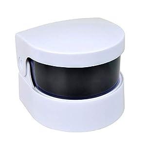 AZUO Ultraschallreiniger, Ultraschallreinigungsmaschine zum Reinigen von Schmuckgläsern Uhr Metallmünzen Armbänder Abzeichen Zahnersatz