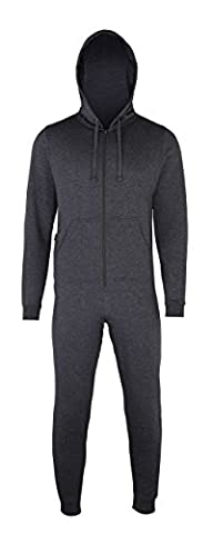 Comfy Co All In One - Onesie CC001 Charcoal