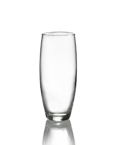 ARC International Luminarc Cachet Stemless Champagne Flute, 9-Ounce, Set of 4