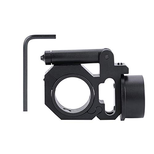 SolUptanisu Rifle Scope Bubble Level Scope Montage Ringe Kunststoff 30mm Ring Angle Degree Indicator (ADI/ACI) Zielfernrohr Wasserwaage für Scopes Jagdschießen -