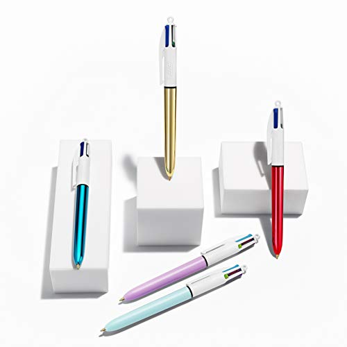 BIC My 4 Colours Box (Pack of 5) Img 3 Zoom
