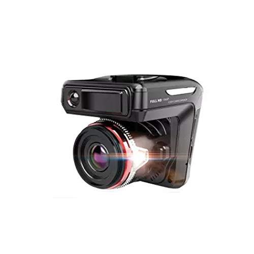 TIANZZ Dash Cam 1080P Full HD-Autokamera 2,4-Zoll-LCD mit WDR-Weitwinkel von 170 °, eingebautem G-Sensor, Bewegungserkennung, Recorder, Nachtsichtgerät,Black