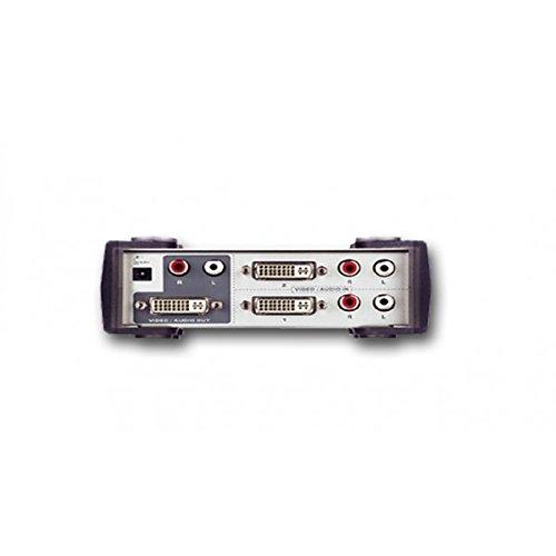 Switch-DVI-Single-Link-Audio-4-voies-4-E--1-S-5-m-ATEN-VS461