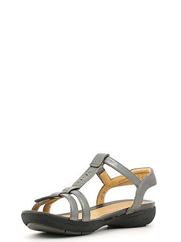 Sandali e infradito per le donne, colore Grigio , marca CLARKS, modello Sandali E Infradito Per Le Donne CLARKS UN VAZE Grigio Pewter