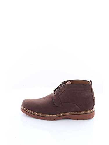Clarks New Kirk Top Chaussures à Cordes Homme Brune
