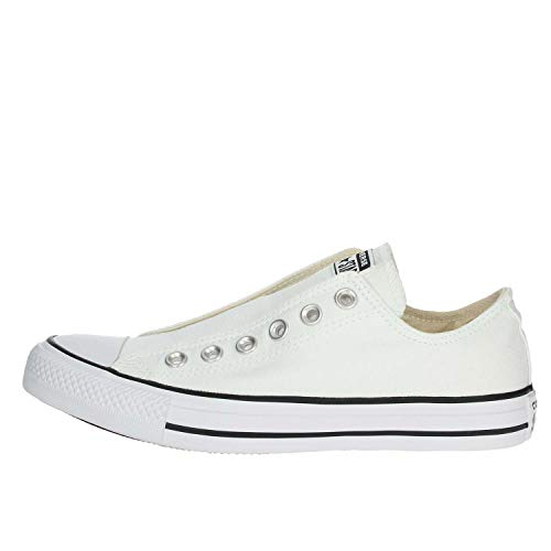 Converse Chucks CT AS Slip 164301C Weiss, Schuhgröße:39 Converse All Star Ox