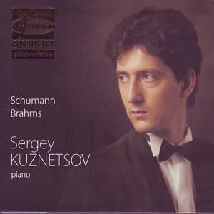 Schumann, Brahms - Sergey Kuznetsov piano
