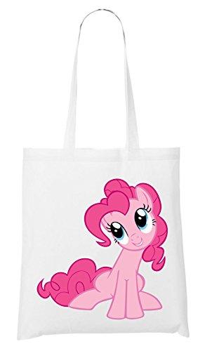 Pinkie Pony Sac Blanc