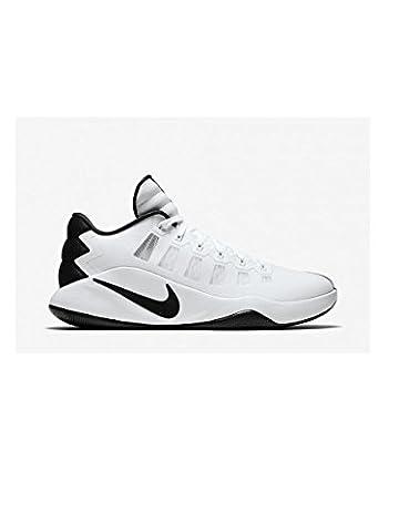 Nike Herren Hyperdunk 2016 Low Basketballschuhe, Blanco (Blanco (White/Black)), 43 EU