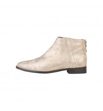 stivaletti scarpe Arnaldo Toscani 2140108_GLITTER_CASTORO Beige