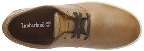 Timberland Newmarket_fulk Lp Low Herren Low-Top Braun (Copper Kettle)