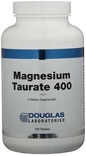 Magnesium Taurate 400, 120 Tablets - Douglas Laboratories -