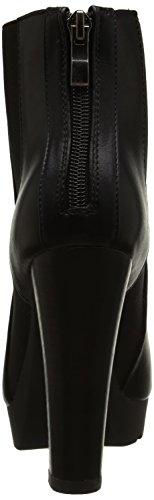 Buffalo 333529 Damen Stiefel & Stiefeletten Schwarz - Noir (Black 01)