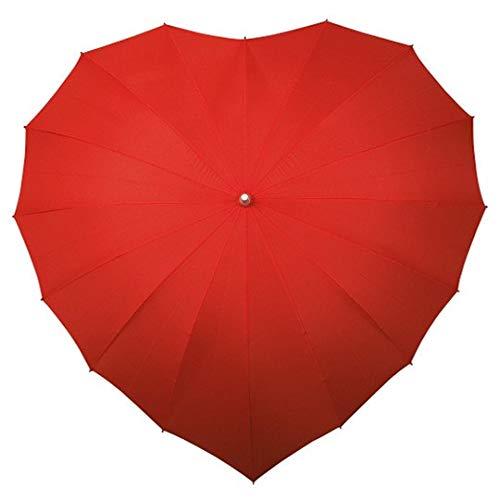 Impliva Impliva Regenschirm, 110 cm, Rot