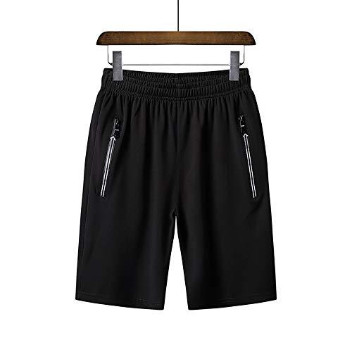 YURACEER Hosen Sommer Kurze Hosen Herren Sommer Casual Shorts Männer Baumwolle Mode Stil Männer Shorts Strand Shorts Plus Größe Kurze für Männliche Atmungsaktiv Schnell trocknend Schweiß x1