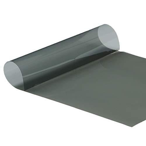HOHO 49,8cm x9.8ft VLT 50% Nano Keramik Auto Solar Film Tönungsfolie Privacy Glas UV-Proof - 8' Vinyl