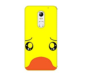 Happoz Lenovo Vibe X3 Cases Back Cover Mobile Pouches Shell Hard Plastic Graphic Armour Premium Printed Designer Cartoon Girl 3D Funky Fancy Slim Graffiti Imported Cute Colurful Stylish Boys D314