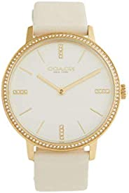 COACH Audrey - 14503545 White/Gold One Size