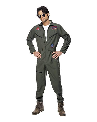 Top Gun Overall XL (Tom Cruise Top-gun-kostüm)