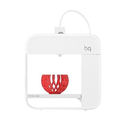 bq Witbox Go! 3D printer (Plug C / A (EU / USA)
