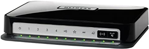 Netgear DGN2200-100PES Modem Routeur Compatible ADSL/ADSL2+