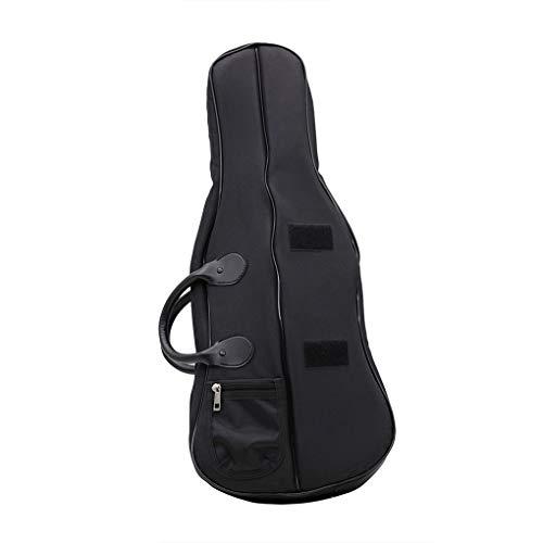 Hotaluyt 2ST / Set Violine Schulteraufbewahrungstasche Tote Handtaschen-Kasten mit Bogen-Beutel Frauen Männer Mädchen Violine Tragetasche - Handy-kästen Für 3 Anmerkung