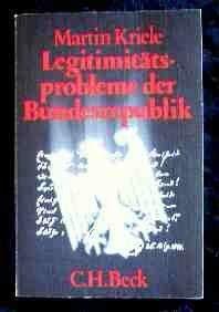 Legitimitätsprobleme der Bundesrepublik.