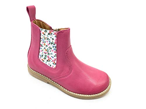Froddo Mädchen G3160098-1 Girls Chelsea Boots, Rot (Fuchsia I19), 28 EU