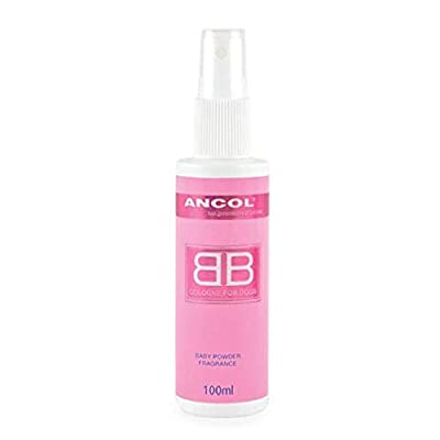Ancol Dog Puppy Cologne Perfume Spray Deodorant Refresh Fragrance - BB from Ancol