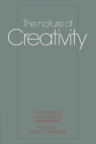 The Nature of Creativity Paperback: Contemporary Psychological Perspectives