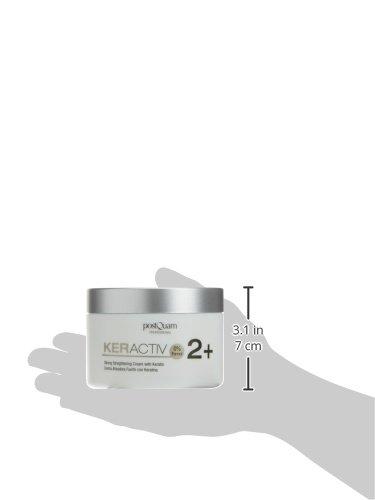 Postquam   Crema Alisadora Fuerte con Keratina para el Pelo, 200 ml