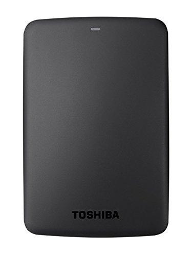 Toshiba Canvio Basics 1 TB externe Festplatte (6,4 cm (2,5 Zoll), USB 3.0) schwarz