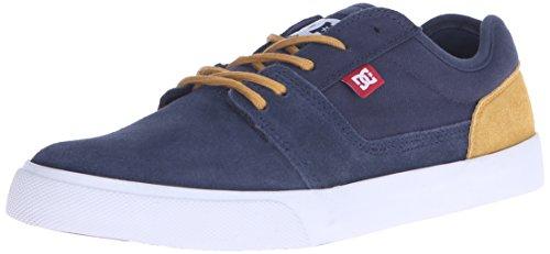 DC TONIK Unisex-Erwachsene Sneakers Navy/Camel