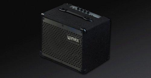 Warwick BC 10 Basscombo / kompakter Einsteiger-Bassverstärker mit Top-Sound