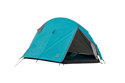 Grand Canyon CARDOVA 1 - Tunnelzelt für 1-2 Personen | Ultra-leicht, wasserdicht, kleines Packmaß | Zelt für Trekking, Camping, Outdoor | Blue Grass (Blau)