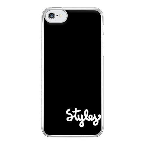 Styles - Black Harry Styles Phone Case - iPhone 4 / 4s (Ipod 4 Fällen 1d)